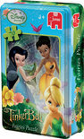 Jumbo Tinbox Puzzel - Disney Fairies