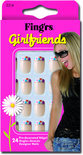 Fing'Rs Girlfriend - 24 st - French Manicure set