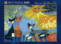 Heye Puzzel - Rosina Wachtmeister: Stripes