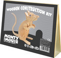 Animal Construction Kit - Monthy the Mouse