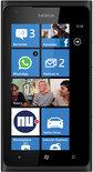 Nokia Lumia 900 - Zwart