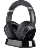 Turtle Beach Ear Force Elite 800 Wireless DTS 7.1 Virtueel Surround Gaming Headset - Zwart (PS4 + PS3 + Mobile)