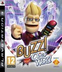 Buzz! Quiz World + 4 Wireless Buzzers