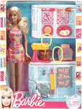 Barbie Keuken Accessoires Set