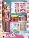Barbie Keuken Accessoires Set