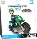 K'NEX  Mario Kart Wii Bike - Luigi