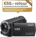 Sony Handycam HDR-CX570