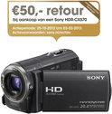 Sony Handycam HDR-CX570