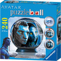 Ravensburger Puzzelbal - Avatar : Jake &amp; Neytiri