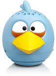 Gear4 Angry Birds Classic Blue Bird Mini  - Draagbare speaker - Blauw