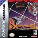 Xevious Nes