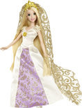 Disney Princess Rapunzel Bruid