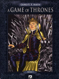 A Game of thrones boek  / 9