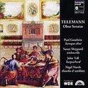 Telemann: Oboe Sonatas / Goodwin, Sheppard, et al