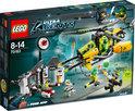 LEGO Agents Toxikita's giftige gevecht - 70163