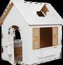 Kartonnen Speelhuis