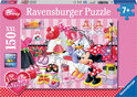 Ravensburger Minnie Mouse shoppingtour - Kinderpuzzel