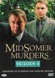 Midsomer Murders - Seizoen 6 (4DVD)