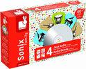 Sonix muziek - familie inclusief CD + 80 kaarten