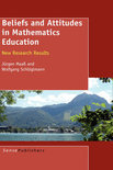 Beliefs and Attitudes in Mathematics Education