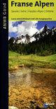 ANWB Goud /Franse Alpen Savoie Isère Hautes-Alpes Drômes