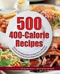 500 400-Calorie Recipes (ebook)