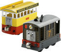 Fisher-Price Thomas de Trein Toby & Flora