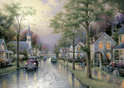 Schmidt Puzzel - Kinkade Hometown Morning