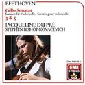 Beethoven: Sonatas for Cello & Piano nos 3 & 5 / Du Pre