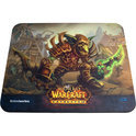 Steelseries Qck Muismat - Cataclysm Goblin Edition Zwart PC