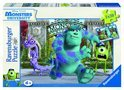 Ravensburger Puzzel - Disney Monsters University - Op de Monster Universiteit