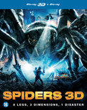 Spiders (3D Blu-ray)