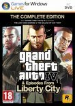 Grand Theft Auto IV (GTA IV) - Complete Edition