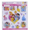 Prinsessen 3D stickers