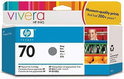 HP 70 Inktcartridge - Grijs / 130 ml