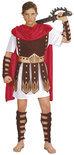Superluxe Gladiator - Kostuum - Maat L - Bruin