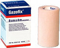 Gazofix Verband - 4 m x 8 cm