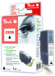 Peach C526 - Inktcartridge / Zwart