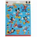 Disney Mickey Mouse stickervel