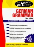 Schaum's Outline of German Grammar, 4Ed (ebook)