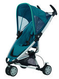 Quinny Zapp 2012 - Buggy - Blue Scratch
