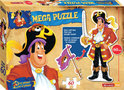 Piet Piraat Mega Vloerpuzzel