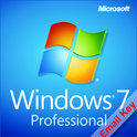 Windows 7 Professional | OEM | 32/64 bits | Download + Licentie | Installatietaal: Engels