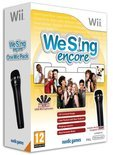 We Sing: Encore + 1 Microfoon