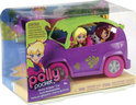 Polly Pocket Rij & Glij Auto