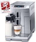 De'Longhi PrimaDonna S De Luxe ECAM 26.455.M Volautomaat Espressomachine - Zilver