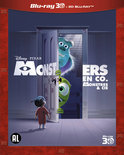 Monsters En Co (3D Blu-ray)