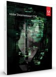 Adobe Dreamweaver 12 CS6 - Nederlands / Win / Student