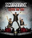 Scorpions - Live: Get Your Sting & Blackout (3D Blu-ray)