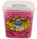 Q-Bricks Pink Mix 1050